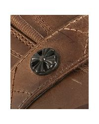 Mark Nason - Brown Lounge Tan Leather Life Timer Slip-ons for Men - Lyst