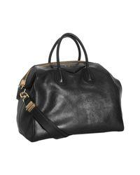 Givenchy | Black Calfskin Antigona Large Bag | Lyst