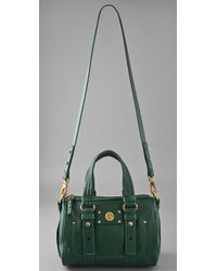 Marc By Marc Jacobs - Green Totally Turnlock Lil Shifty Duffel - Lyst