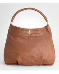 Tory Burch - Brown Audra Hobo - Lyst