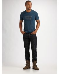 Converse - Blue No Soul To Sell Tee for Men - Lyst