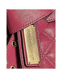 Marc Jacobs   Pink Bruna Quilted Tote   Lyst