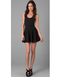 Torn By Ronny Kobo - Black Polonia Dress - Lyst