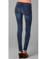 Citizens of Humanity | Blue Avedon Slick Skinny Jean In Epi | Lyst