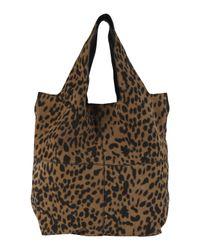 Givenchy - Multicolor Leopard Print George V Shopping Bag - Lyst