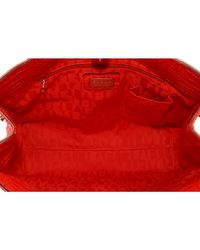 Furla | Red Anthea Norht/south Shopper | Lyst