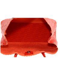 Furla - Red Futura East/west Shopper - Lyst