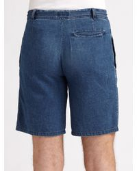 A.P.C. - Blue Raw Rescue Jean for Men - Lyst