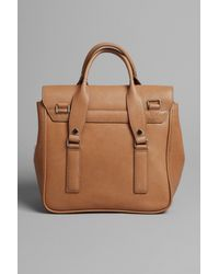 3.1 Phillip Lim | Brown K.c Satchel in Rose | Lyst