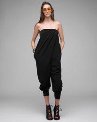Cheap Monday | Black Aisha Jumpsuit | Lyst