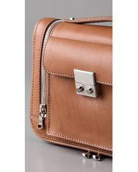 3.1 Phillip Lim | Orange Fannie Clutch | Lyst