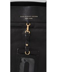 Marc By Marc Jacobs - Black Preppy Leather Hayley Tote - Lyst