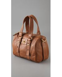 Marc By Marc Jacobs | Brown Totally Turnlock Lil Shifty Duffel | Lyst