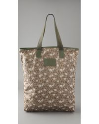 Marc By Marc Jacobs | Green Packables Shopper Tote | Lyst