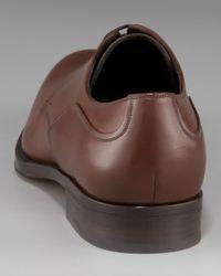 Ferragamo   Brown Doro Lace-up for Men   Lyst