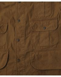 Polo Ralph Lauren - Brown Sand Corduroy Collar Hunting Jacket for Men - Lyst