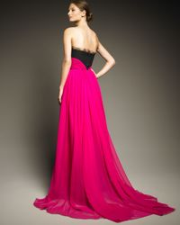 Jason Wu - Pink Lace-top Gown - Lyst