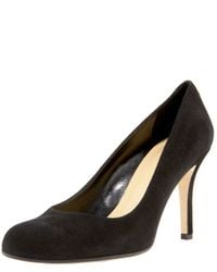 Kate Spade | Pump In Black Patent Leather | Lyst