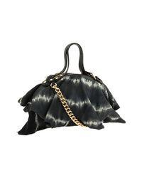 Vivienne Westwood   Black Tie Dye Bag   Lyst
