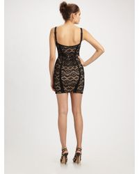 Rag & Bone | Black Hadleigh Lace Cocktail Dress | Lyst