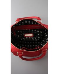Rebecca Minkoff - Red Morning After Bag - Lyst