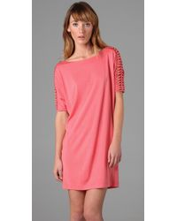 Alice By Temperley - Pink Mirabelle Dress - Lyst