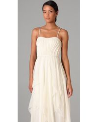 Catherine Deane | White Justine Long Dress | Lyst
