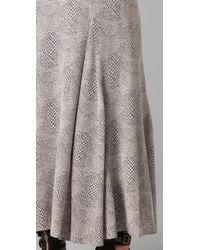 Rebecca Minkoff | Multicolor Vena Skirt | Lyst