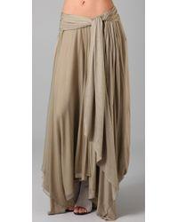 Jen Kao | Natural Desert Grazer Skirt | Lyst