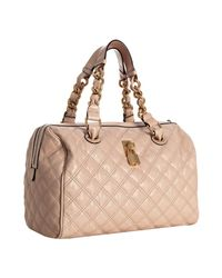 Marc Jacobs | Pink Petal Quilted Leather Westside Boston Bag | Lyst
