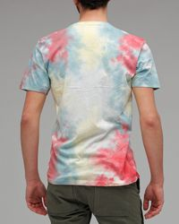Obey | Multicolor Orchard Tie Dye Tee for Men | Lyst