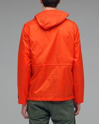 Obey - Orange Shepard Sailing Parka for Men - Lyst