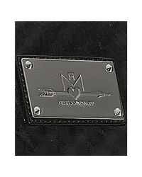 Rebecca Minkoff | Black Patent Leather Virginia Laptop Messenger Bag | Lyst