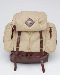 Obey - Natural Uptown Mountain Backpack for Men - Lyst