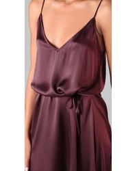 Thayer - Purple Wild One Maxi Dress - Lyst