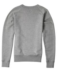 Our Legacy - Gray Grey Jersey Sweatshirt for Men - Lyst