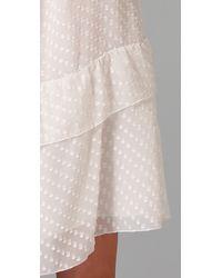 Antik Batik - White Hypno Dress - Lyst