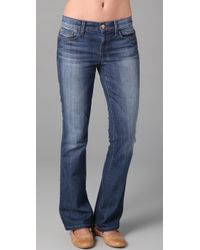 Joe's Jeans - Blue The Provocateur Petite Jeans - Lyst