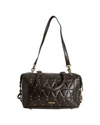 Rebecca Minkoff | Green Olive Quilted Leather Mab Satchel | Lyst