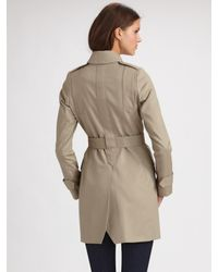 Smythe - Green Clean Trench Coat - Lyst