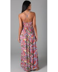 Rachel Pally | Pink Lala Long Dress | Lyst