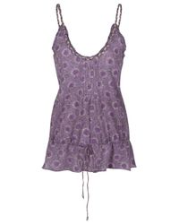 Vanessa Bruno Athé | Purple Bretelle Top | Lyst