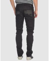 DIESEL - Black Jeans for Men - Lyst