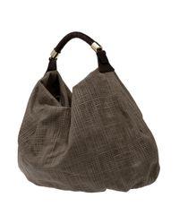 Pauric Sweeney | Green Large Slouchy Hobo Bag | Lyst