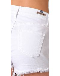 Citizens of Humanity | Boogie Short - Santorini White | Lyst