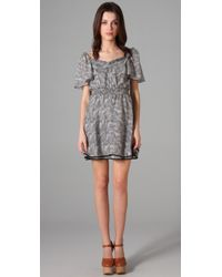 Dallin Chase | Gray Donald Dress | Lyst