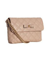 Marc Jacobs | Pink Blush Quilted Leather Bow Quilting Single Crossbody Bag | Lyst