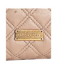 Marc Jacobs - Pink Blush Quilted Leather Bow Quilting Single Crossbody Bag - Lyst