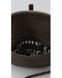 Marc By Marc Jacobs | Brown Petal To The Metal Flap Pouchette | Lyst