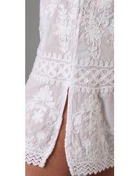 Melissa Odabash - White Ayesha Dress - Lyst